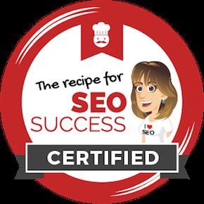 recipe seo success